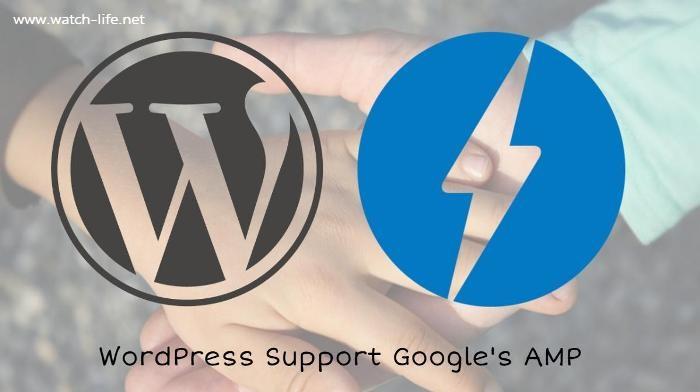 wordpress-support-amp